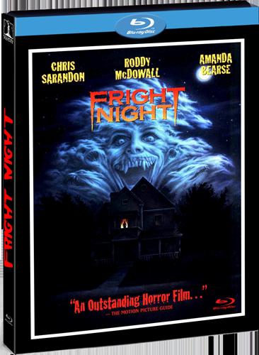 Ночь страха / Fright Night (Том Холлэнд / Tom Holland) [1985, США, ужасы, триллер, комедия, BDRemux 1080p]