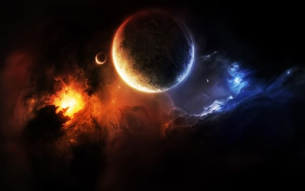 Обои с изображением открытого космоса часть 5