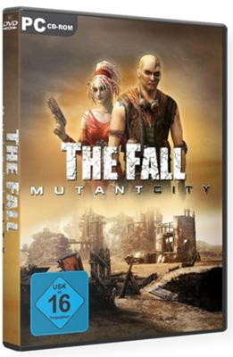 The Fall Mutant City -RePack by DineX [RUS/GER/2011]