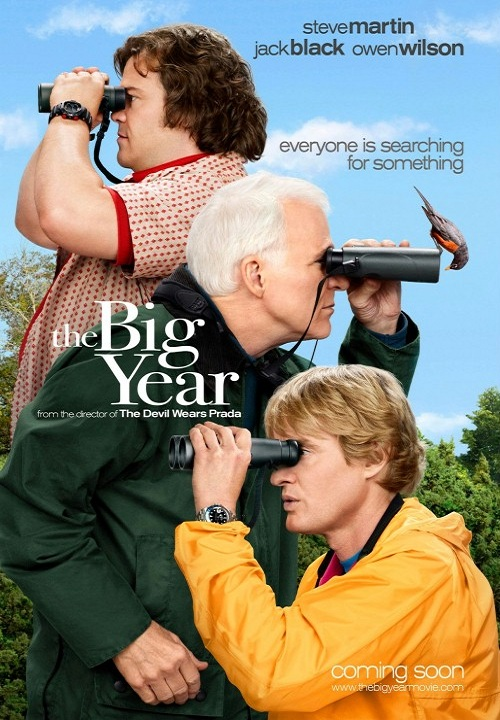 Wielki rok / The Big Year (2011) SubPL.DvDRip.XviD.AC3-Excellent.VT / Napisy PL