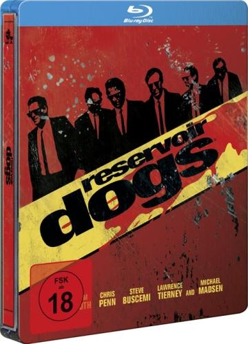 Бешеные псы / Reservoir Dogs (Квентин Тарантино / Quentin Tarantino) [1992, США, триллер, криминал, детектив, BDRemux 1080p] MVO + DVO + 3x AVO + Sub Rus + Original Eng + Comm
