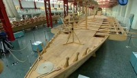 Технологии древних цивилизаций. Корабли античности / Ancient Ships (2011) SATRip