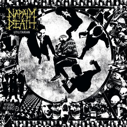 Napalm Death - Utilitarian (2012)