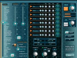 Volko Audio Volko Alaturka Drum v1.2 (WiN and OSX)