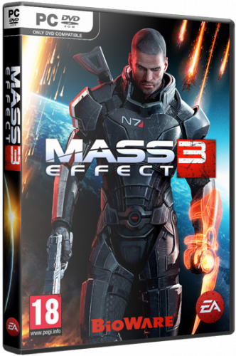 Mass Effect 3 Digital Deluxe Edition (2012 | ENG/RUS) [L/RePack]