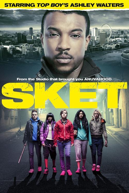 Sket (2011) PL.SUBBED.DVDRip.XViD-J25 / Napisy PL +RMVB +x264