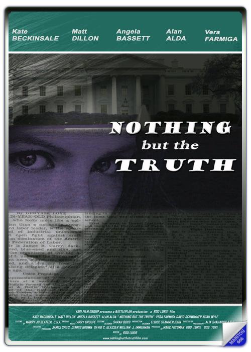 Cena prawdy / Nothing But the Truth (2008) PL.DVDRip.XviD-NoGrp + RMVB + x264 / LEKTOR PL