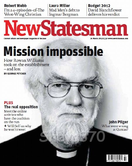 New Statesman - 26 March 2012