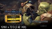Warhammer 40,000: Space Marine (RePack Ultra/FULL RU)