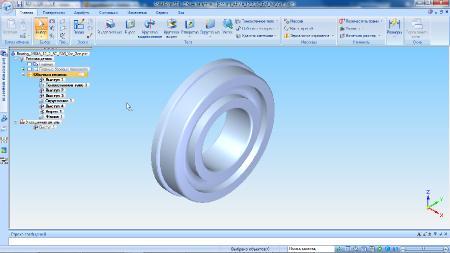 Siemens Solid Edge ST4 [ v.104.00.00.082, x64, Multi, включая Rus ] ( 2011 )