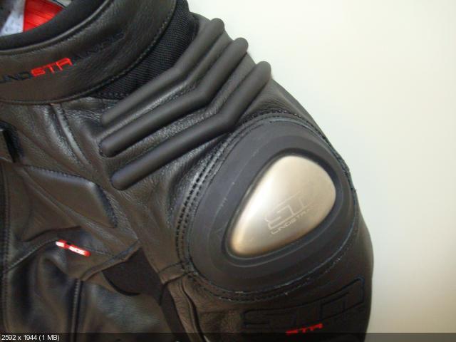 Раздельный кожаный комбинезон STR Z-Two Piece