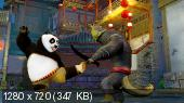 Kung Fu Panda 2 (2011/XBOX-360)