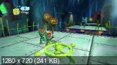 SpongeBob's Truth or Square (xbox 360/PAL/RUS)