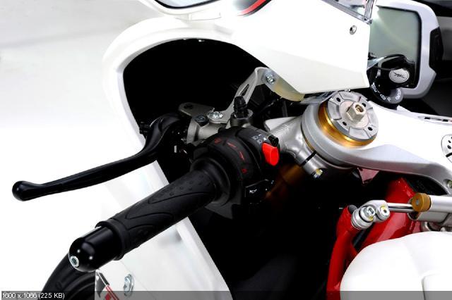 MV Agusta F4 RR Corsacorta 2011-2012