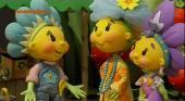Фифи и Цветочные Малыши / Fifi and the Flowertots / 2005 / SATRip