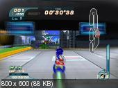 Sonic Riders (PC/RUS)