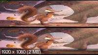 ���������� ������ 3: ��� ���������� 3D / Ice Age: Dawn of the Dinosaurs 3D