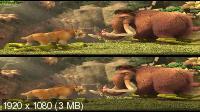 Ледниковый период 3: Эра динозавров 3D / Ice Age: Dawn of the Dinosaurs 3D