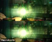 Зеленый Фонарь в 3Д / Green Lantern 3D Вертикальная