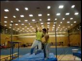 Как научиться подтягиваться на одной руке (2010) DVDRip