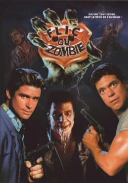 Смертельная ярость / Мёртвый полицейский / Dead Heat (1988) Blu-ray disc 1080p