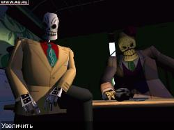 Grim Fandango (1998/RUS/ENG/RePack by R.G.Catalyst)