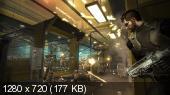 Deus Ex: Human Revolution (2011) РС | RePack oт R.G. Catalyst