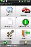 Navitel Трудящиеся скины для Аndroid (30.10.11) Многоязычная версия