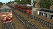 Trainz Simulator 12 c установленными дополнениями (2011/RU)
