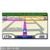 City Navigator South America NT 2012.30 MapSource+IMG (10.11.11) Мультиязычная версия