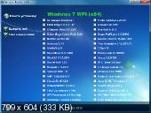 Microsoft Windows 7 Максимальная SP1 x86/x64 WPI - DVD 08.11.2011