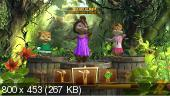 Alvin and the Chipmunks Chipwrecked [NTSC] [Wii]