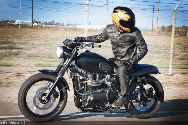 Мотоцикл RSD Triumph Scrambler
