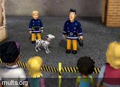 Пожарный Сэм - новые храбрые миссии спасения / Fireman Sam - Brave New Rescues