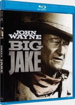 Большой Джейк / Big Jake (1971) Blu-ray disc (custom) 1080p