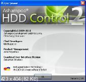 Ashampoo HDD Control 2.09 x86+x64 [2011, Multi/RUS]