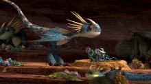Как приручить дракона: Дар ночной фурии / Dragons: Gift of the Night Fury (2011/BDRip/720p/HDRip)