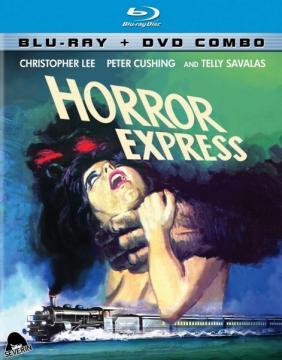 Поезд ужасов / Horror Express (1973) BDRip 720p
