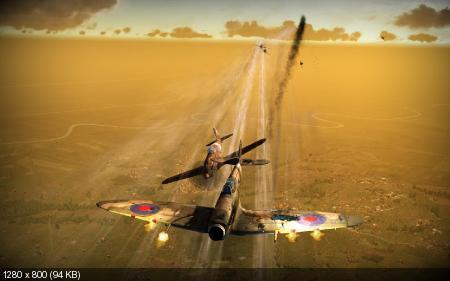 Крылатые Хищники / Wings of Prey v1.0.4.7 (2009/RUS/MULTi9) от R.G. Игроманы