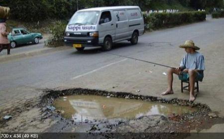 Такое возможно только в Африке. Африканские приколы (40 фото)