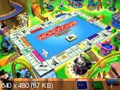 Monopoly Junior / Монополия юниор (1999/RUS)
