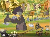Disney's Tarzan Activity Center / Тарзан. Игры в джунглях (1999/RUS+ENG)