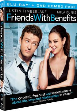 Секс по дружбе / Friends with Benefits (2011) Blu-ray Disc 1080p