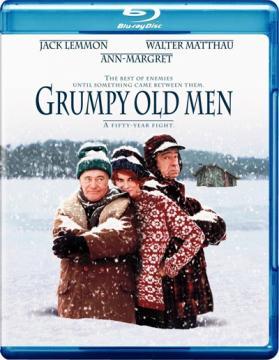 Старые ворчуны / Grumpy Old Men (1993) BDRip 1080p