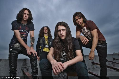 Black Tide - Дискография (2008-2011) MP3