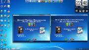 Microsoft Windows 7 Максимальная SP1 x86/x64 Autorun DVD WPI - 31.12.2011