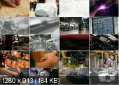 Мегазаводы. Роллс-Ройс / Megafactories. Rolls-Royce (2012) IPTVRip