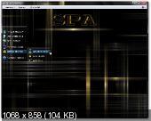 Windows 7 Ultimate Full by SPA v.1.2012 (х86/RUS/2012)