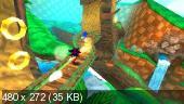 [PSP] Sonic Rivals