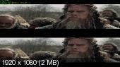 Конан-варвар в 3Д / Conan the Barbarian 3D  Вертикальная анаморфная